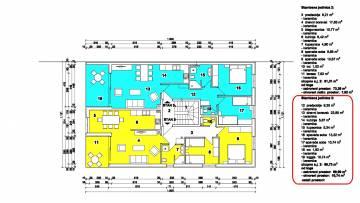 Novi stan s dvije spavaće sobe u centru Poreča