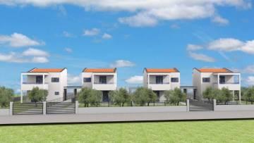 Moderna kuća u novogradnji u blizini Poreča