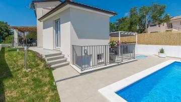 Kuća s bazenom na prodaju Kanfanar